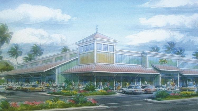New 10-acre shopping center coming to Big Island