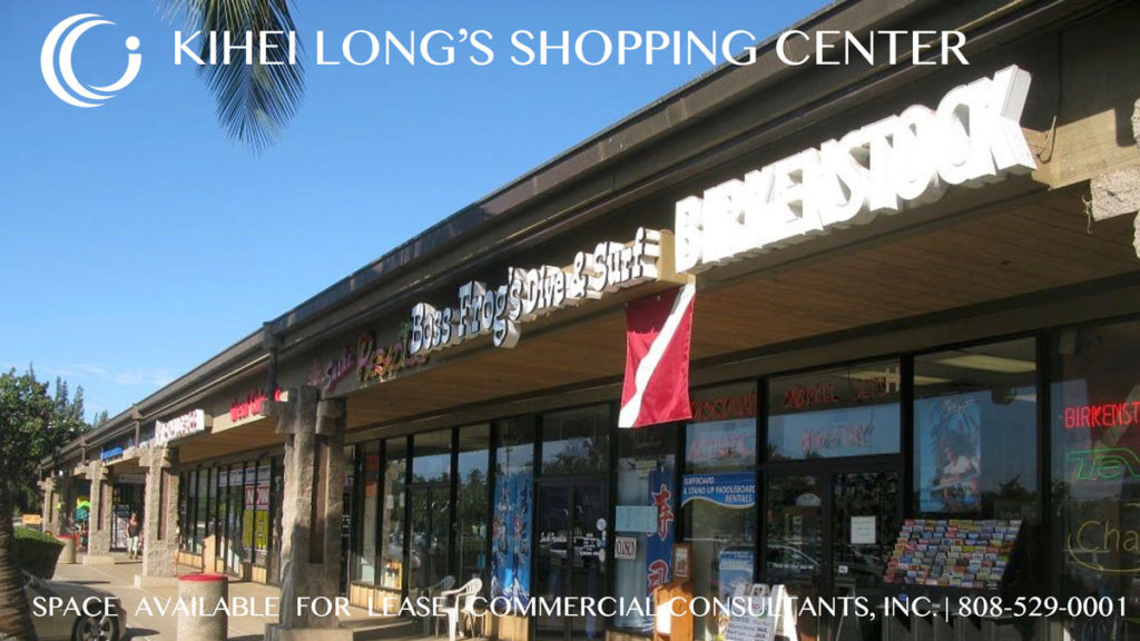 Kihei Long's Center <span>Kihei, Maui</span>