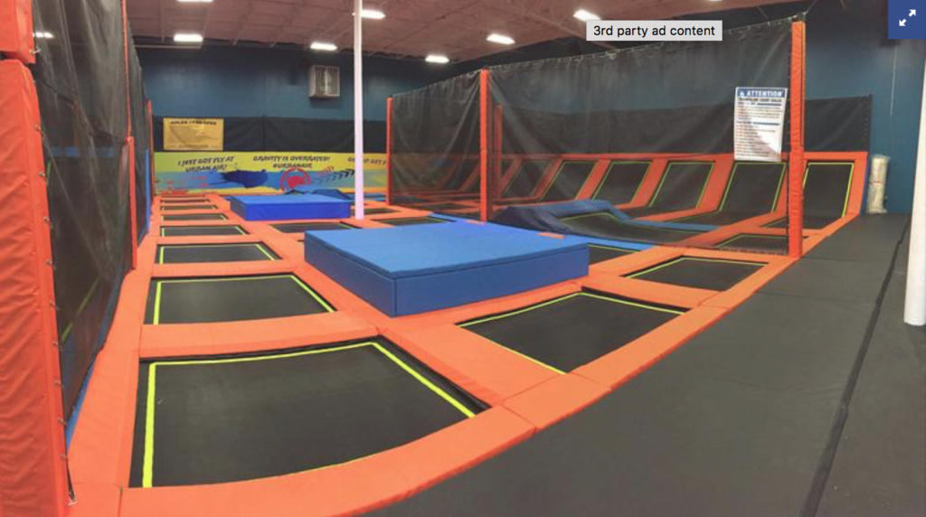 Indoor trampoline park to open on Maui after leasing space
