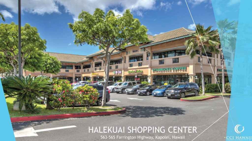 Halekuai Shopping Center<span>Kapolei, Hawaii</span>